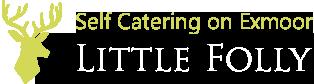 Self Catering on Exmoor  Little Folly    Logo